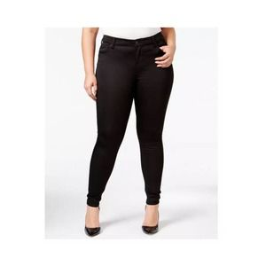 Celebrity Pink Curvy Skinny Jeans High Rise